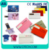 H2 Test를 가진 Shipping 자유로운 Business Card USB Stick