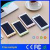 Bank der wasserdichte Taschenlampen-bewegliche Solarenergien-12000mAh
