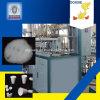 Al vapor de caldera de la caja de espuma EPS de termoformado máquina de hacer de la Copa recipiente