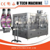 Automatic Easy Operation Carbonated Beverage Bottle Filling Machine