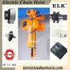 Nouveau ! Patinage d'embrayage palan électrique à chaîne avec chariot électrique