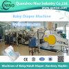 経済的な半分サーボ赤ん坊のおむつ機械製造(YNK400-HSV)