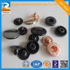 Различная конструкция кнопка баса металла кнопки кнопки весны 4 частей застегивает Js-147-DC