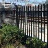 L'Australia ha premuto la recinzione d'acciaio di obbligazione del germoglio