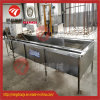 Linha de lavagem surfando máquina da fruta vegetal de China da limpeza
