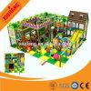 Strumentazione di legno 2015 del campo da giuoco dell'interno di plastica del parco di divertimenti