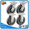 6 pouces Heavy Duty Roulettes industrielles pour le panier