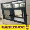 Aluminiumflügelfenster-Fenster mit großer wasserdichter Leistung
