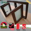 Casement isolado dobro Windows do PVC da qualidade superior