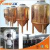 Kupferne Bier-Tanks