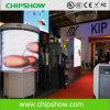 Chipshow P10 LED al aire libre a todo color que hace publicidad de la exhibición