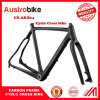Frame van de Koolstof van de Fiets van Cyclocross 3k het Volledige Bb30 Bsa PF30