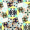 Nuevo diseño personalizado para diversos tipos de tejido de seda