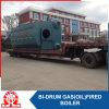 caldera de agua caliente automática del petróleo de la alta calidad 70MW