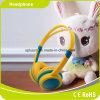 Auricular promocional vendedor caliente de los niños del receptor de cabeza del auricular