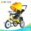 최신 판매 세륨에 의하여 승인되는 유모차 또는 아이 세발자전거