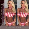 OEM van de manier de In het groot Bikini van het Strand van het Badpak van de Vrouwen van de Voorraad Sexy (TONY0335)