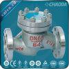 GB Standardc$pn-grad Form-Stahl-Aufzug-Rückschlagventil