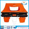 Do Throw liferaft inflável ao mar para o barco de pesca