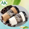 Manicotto caldo a gettare ondulato personalizzato della tazza di caffè del documento della bevanda di marchio per la tazza 8oz/12oz/16oz
