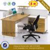 우아한 사무실 테이블 MDF 워크 스테이션 사무실 분할 (HX-6M198)
