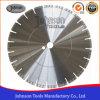 350mm de diamante de alta calidad Turbo para curar la hoja de sierra de corte de concreto