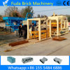 Auto máquina de fatura de tijolo concreta hidráulica feita sob medida grande Kenya do Curbstone