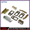 Or de fabrication en métal plaqué estampant des pièces pour le terminal de contact de batterie