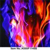 美しい火の炎パターンPVA印刷のフィルムかハイドロ印刷のフィルム