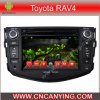 トヨタRAV4 (AD-7137)のためのA9 CPUを搭載するPure Android 4.4 Car DVD Playerのための車DVD Player Capacitive Touch Screen GPS Bluetooth