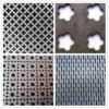 Métal perforé feuille / perforé / métal perforé feuille pour la décoration et l'espace Dividing