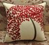 2016熱い販売の綿によって印刷されるソファーのクッションカバー