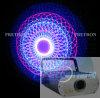 Laser tridimensionale della grata di RGB