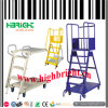 Knock Down Supermarket Metal Step Ladder