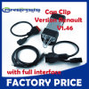 Renaultのための最もよいQuality Can Clip Diagnostic Interface V1.46