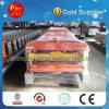 Maquinaria dada forma da telha do material de construção rolo de aço