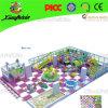 Custom grand drôle de terrain de jeux intérieur pour les enfants