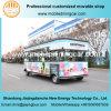Jiejingdianche подгоняло передвижной трейлер еды с Ce и SGS
