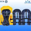 Veste de vida/revestimento de vida infláveis manuais marinhos