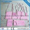 Chaufferette matérielle flexible d'alumine (HT-FH)