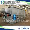 Завод по обработке нечистот тканья, растворенная машина воздушной флотации (блок DAF)