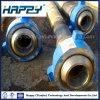 Stahldraht wand sich bohrender hydraulischer Gummischlauch