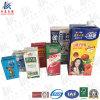 Matériel d'emballage aseptique de haute qualité utilisé sur le lait et le jus