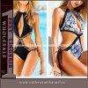 Het sexy van de Manier Verwijderde Monokini Swimwear Kostuum van Halter Één stuk
