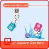 Factory Priceの氷のCream Mini Cute Pink Blue USB Flash Driver中国製
