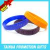Wristbands del messaggio dei braccialetti del silicone di consapevolezza (TH-band013)