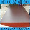La película de los materiales de construcción hizo frente a la madera contrachapada, fábrica de la madera contrachapada de Linyi