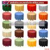 Approvisionnements de noce d'anniversaire de tissu de Tableau de nappe (P4104)