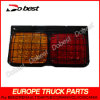 12V 24V LED Truck Trailer Tail Light com Grille