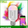 16 Million ColorsのAPPによるLifesmart LED Bulb Operated